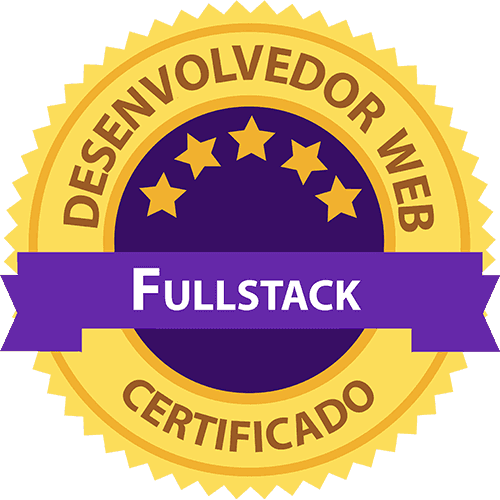 Digital Innovation One | Desenvolvedor Web Fullstack