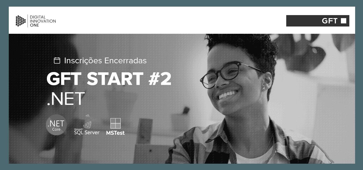 GFT START #2 .NET